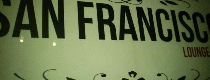 San Francisco is one of Orte, die Felipe gefallen.