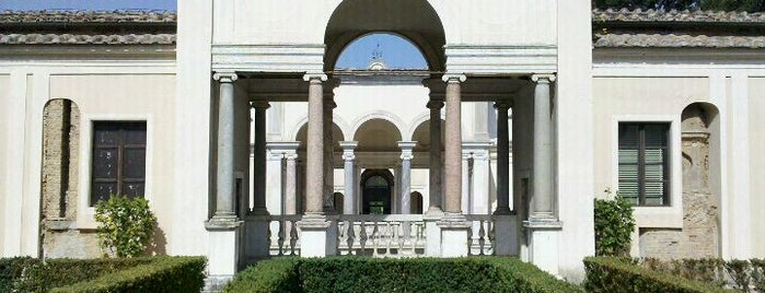 Museo Nazionale Etrusco di Villa Giulia is one of Aliさんの保存済みスポット.