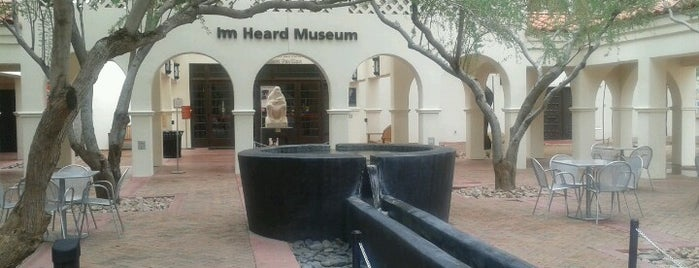 Heard Museum is one of Places to take the kids-Phoenix/Valley Area.