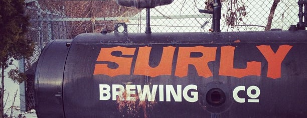 Surly Brewing Co is one of Brewery Tours.
