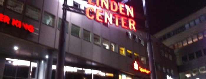 Linden-Center is one of Joud's Liked Places.