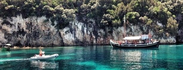 Pisina Beach is one of Amazing Epirus.