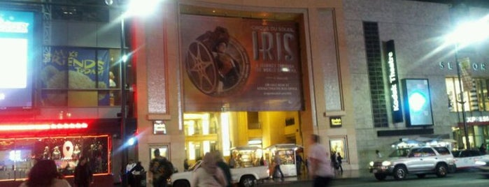 Dolby Theatre is one of mylifeisgorgeus in Los Angeles.