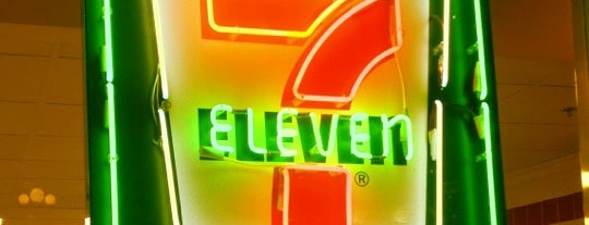 7-Eleven is one of Downtown Los Angeles Nightlife.
