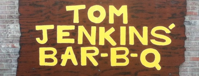 Tom Jenkins BBQ is one of Ft Lauderdale.