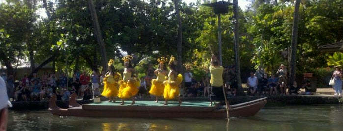 Polynesian Cultural Center is one of Oahu: The Gathering Place.