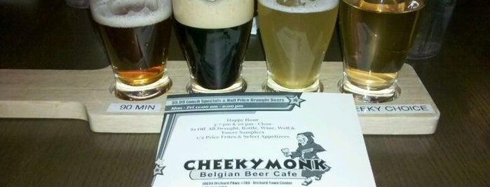 Cheeky Monk is one of Anna'nın Kaydettiği Mekanlar.