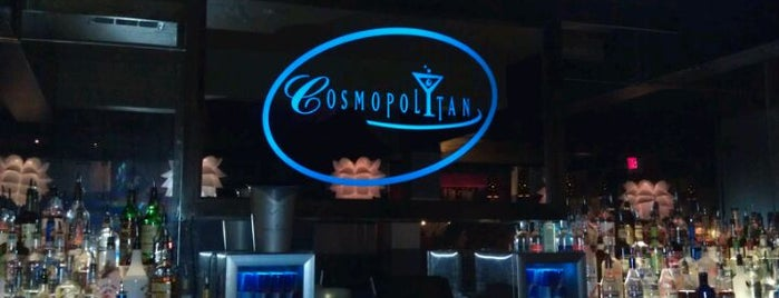 CosmoLava Lounge is one of Nightlife.