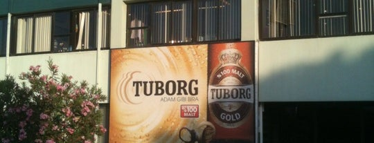 Tuborg Bira Fabrikası is one of Tempat yang Disukai Mertesacker.