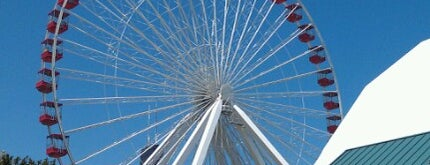 Navy Pier is one of All-time favorites in United States (Part 1).