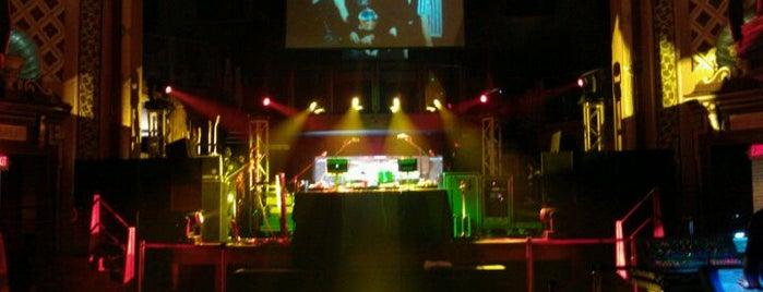 Opera Nightclub is one of Da Spot's.
