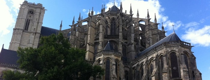 Kathedrale Saint-Julien du Mans is one of Best of World Edition part 3.