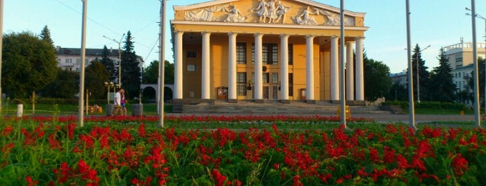 Красная площадь is one of Tempat yang Disukai Alexander.