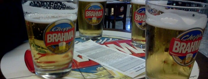 Quiosque Chopp Brahma is one of Shopping Estação.