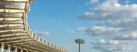 Todoroki Athletics Stadium is one of サッカー.