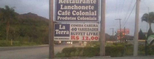 La Terra Café Colonial is one of Diego Antonio : понравившиеся места.