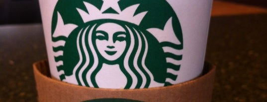 Starbucks is one of Orte, die Mohamed Marwen gefallen.