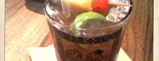 Trader Vic's is one of PDX - Where I Been.