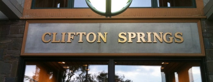 Clifton Springs Travel Plaza is one of Nelson's Liked Places.