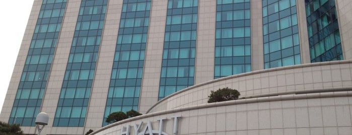 Grand Hyatt Incheon is one of Posti che sono piaciuti a Fernando.