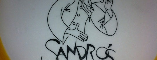 Sandros is one of Italian.