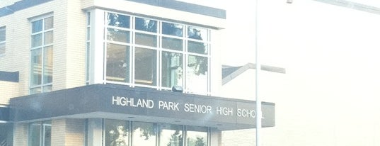 Highland Park Senior High School is one of Twin Cities High Schools.