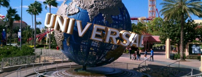 Universal Studios Florida is one of The Discerning Brit's Guide to Orlando, FL.