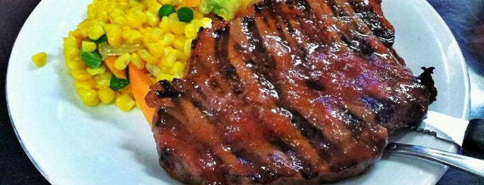 Abuba Steak is one of Western Style Restaurants.