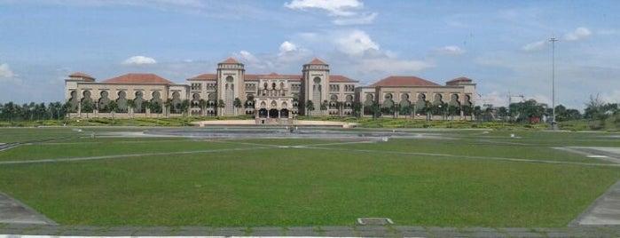 Kota Iskandar is one of Go Outdoor, MY #6.