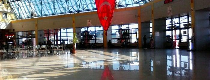 Balıkesir Şehirler Arası Otobüs Terminali is one of En çok check-inli mekanlar.