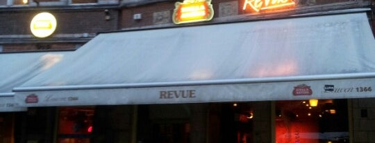 Revue is one of LEUVEN · Pubs & Drinks.