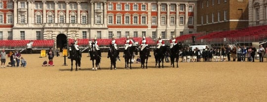 Horse Guards Parade is one of London City Guide.