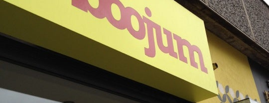 Boojum is one of Belfast.
