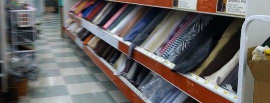 JOANN Fabrics and Crafts is one of Kristen : понравившиеся места.
