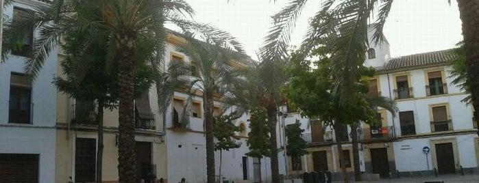 Plaza de las Cañas is one of Que visitar en Cordoba.
