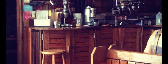 Wild & Wood Coffee is one of 100+ Independent London Coffee Shops.