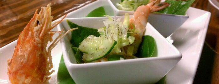 SPIN Modern Thai Cuisine is one of Food in town ATX.