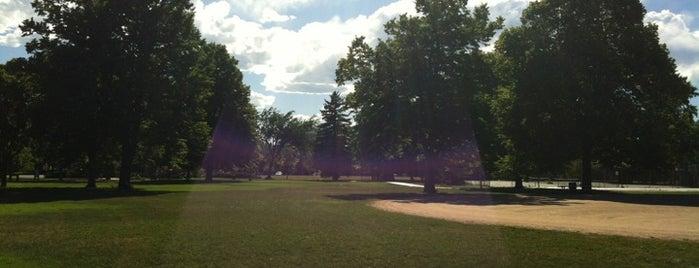 Lindsley Park is one of Denver, CO.