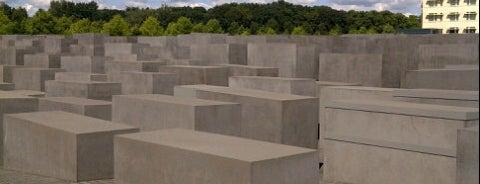 Mémorial aux Juifs assassinés d'Europe is one of Berlin Favorites.