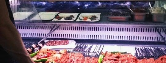 Köz Restaurant is one of Orte, die Hsyn gefallen.