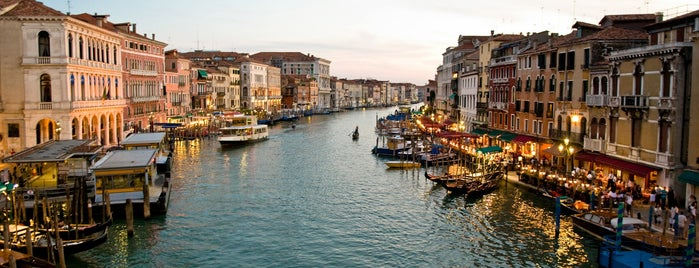 Canal Grande is one of wonders of the world.