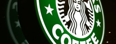 Starbucks is one of ● cafe istanbul ®.