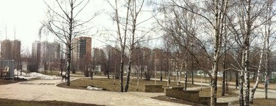 Парк Школьников is one of Locais curtidos por Anastasia.