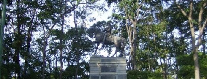 Parque Ayacucho is one of Sitios Históricos y Culturales de Cumaná.