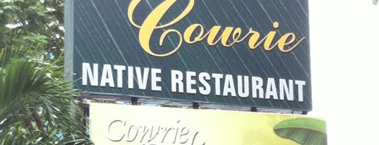 Golden Cowrie Native Restaurant is one of Brutha Johnさんの保存済みスポット.