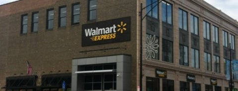 Walmart Express is one of Orte, die Erika gefallen.