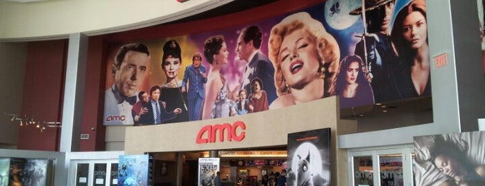 AMC Cupertino Square 16 is one of Step's Liked Places.