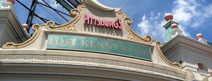 Kennywood is one of Best Places to Check out in United States Pt 4.