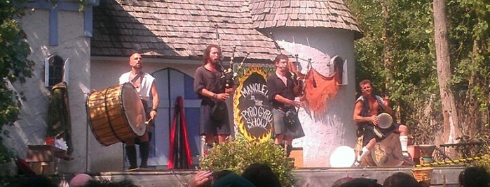 Michigan Renaissance Festival is one of Posti salvati di Chris.
