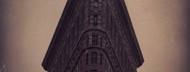 Flatiron Building is one of A faire à New-York en une semaine.